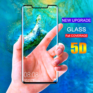 5D Curved protective glass for huawei mate 20 pro lite tempered glas for huawei mate20pro mate20 matte 20pro 20lite light Case(China)