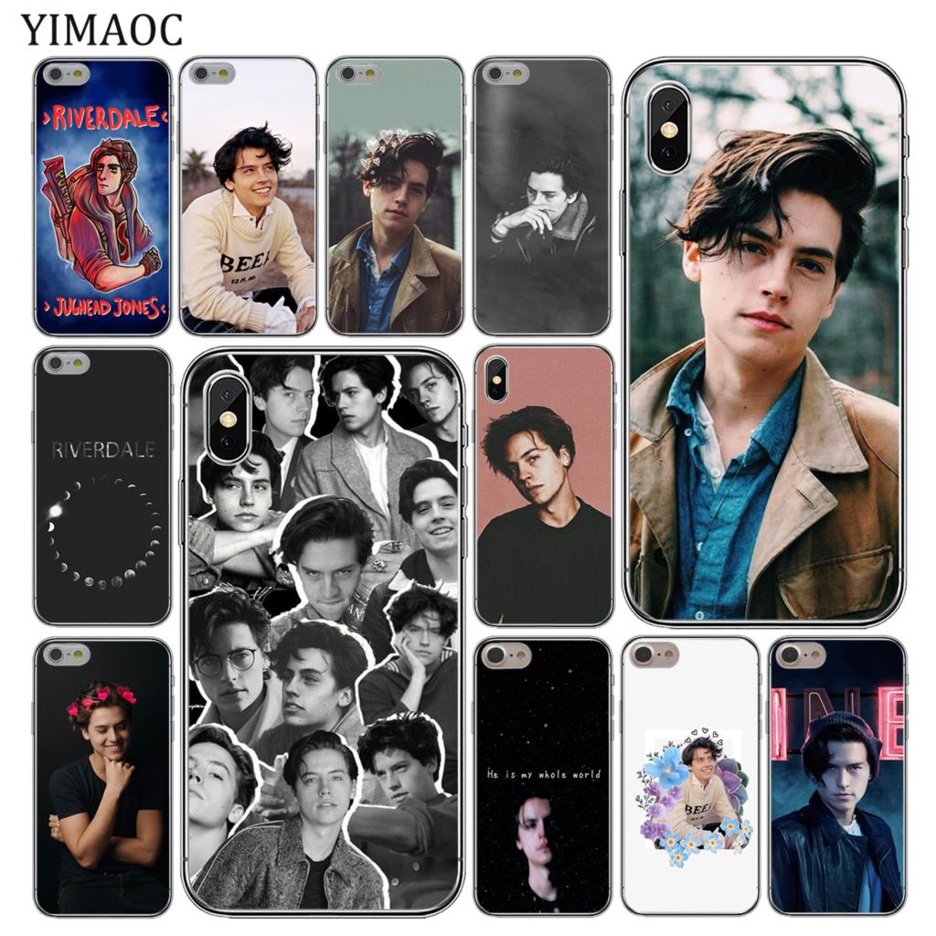 Cole sprouse Riverdale 2 iphone case