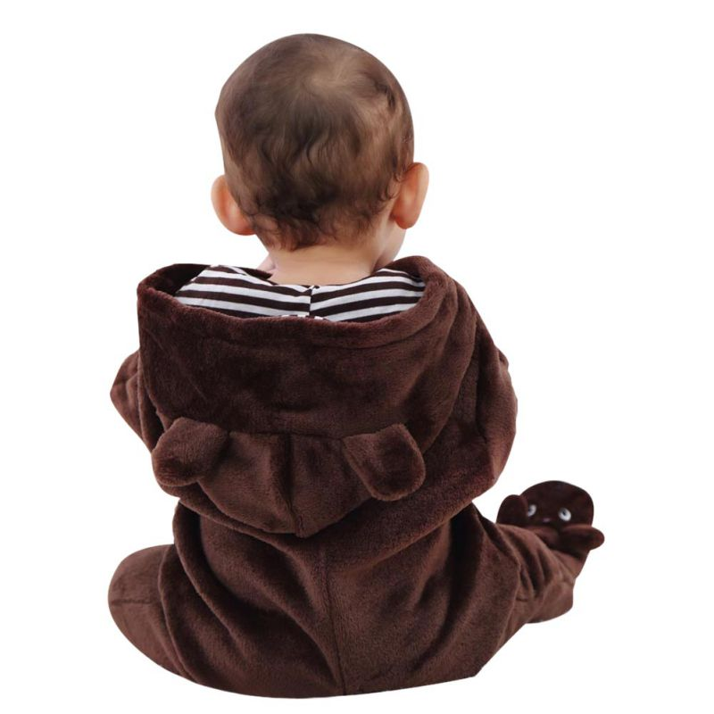HTB1n34QbgFY.1VjSZFqq6ydbXXaa Baby Rompers Winter Warm Longsleeve Coral Fleece Newborn Baby Boy Girl Clothes Infant Jumpsuit Animal Overall Pajamas