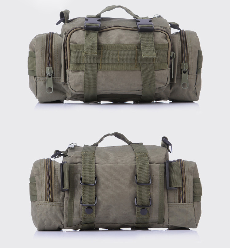 Frugal Tactical Molle Medical Kit Pouch Outdoor Emergency Survival Gear Bag First Aid Kit Pouch Tool Edc Hunting Utility Belt Bag Convenience Goods Pouches