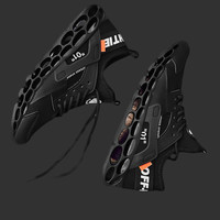LUTU Blade sneakers Autumn Running Shoes men Gym Shoes male Breathable shockproof Lightweight Sports Shoes