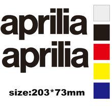 Светоотражающая наклейка на шлем декоративная наклейка мотоцикла подходит для aprilia