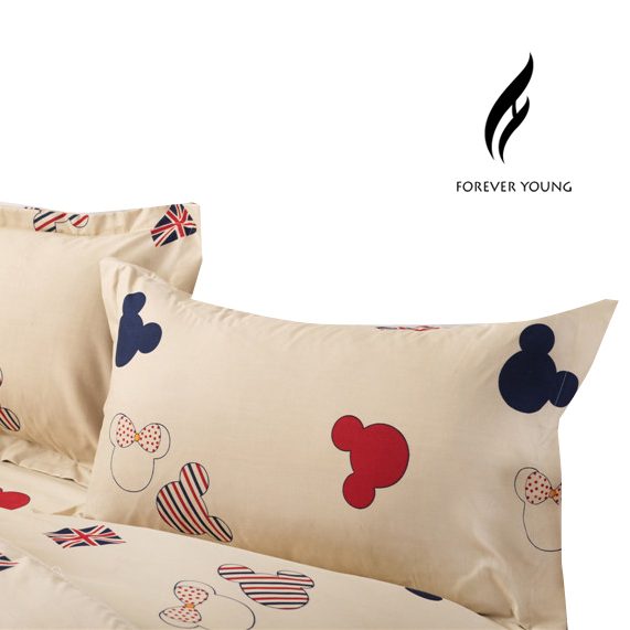 40PcsPair Mickey And Minnie Mouse Decorative Cartoon Pillow Case Gorgeous Minnie Mouse Decorative Pillow