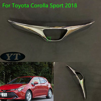 Front grille trims For Toyota Corolla Sport 2018 ,auto exterior accessories