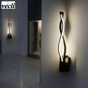 LED Wall Lamp Modern Bedroom B