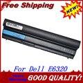 JIGU аккумулятор Для ноутбука Dell Latitude E6230 E6320 E6120 E6220 E6320 E6330 E6430S Серии 09K6P 0F7W7V 11HYV 7FF1K 7M0N5 CWTM0