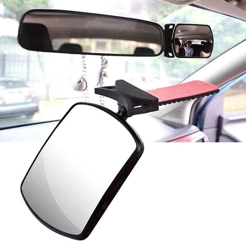 1 Pc Auto Sitz Zurück Rückansicht Spiegel Für Baby Mini Sicherheit Konvexen Spiegel Kinder Monitor Einstellbare Auto Kind Infant Rückspiegel