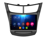 otojeta hd big screen car DVD player headunit tape recorder android 7.1 gps navi for Chevrolet Sail 2011 radio stereo multimedia