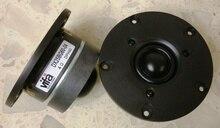 2 قطعة الأصلي Vifa DX25BG60 04 4 المزدوج المغناطيس عالية الطاقة الحرير قبة مكبر الصوت 4ohm 80 واط زوج السعر