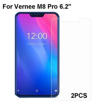Перейти на Алиэкспресс и купить 2 шт. для Vernee M8 Pro, закаленное стекло, Премиум Защита для экрана для Vernee M3 M5, защитная пленка для телефона для Vernee M6 Guard
