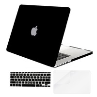 Mosiso 3 In 1 Rubberized Hard Case Laptop Sleeve Cover For Apple Macbook Pro 13 Inch