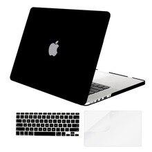 Mpsiso для Macbook Pro 13 дюймовый Защитный shell Жесткий Чехол для Macbook Pro 13.3 Retina display laptop Sleeve замените Крышку
