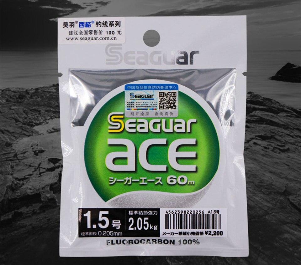 environ 15.88 kg 100m//110yd SEAGUAR Green Label Ace 100/% Fluorocarbone Chef Japon Nº 10 U.S 35 LB