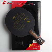 Palio official TCT table tennis blade titanium carbon blade special for beijing team fast attack hard blade high speed ping pong