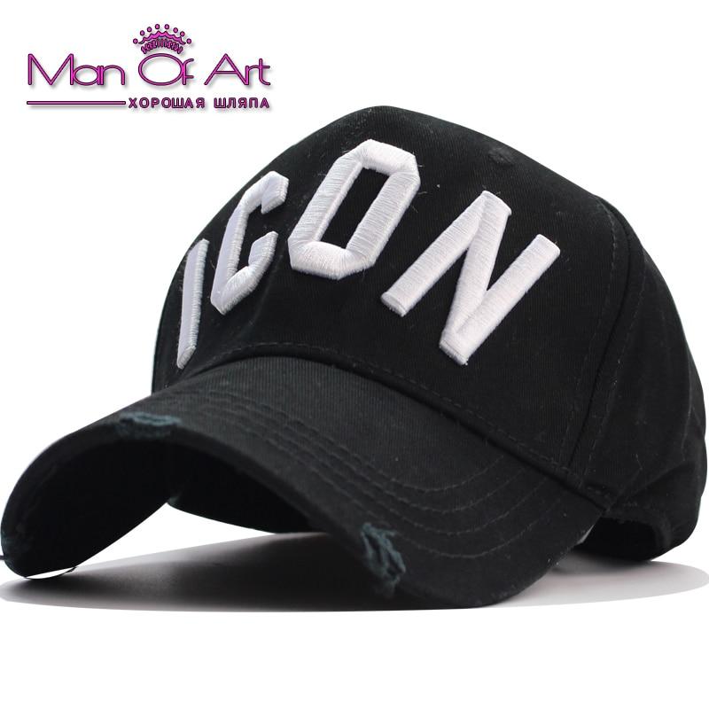 Baseball Caps DSQ Buchstaben hohe Qualität Hüte Männer und Frauen - Bekleidungszubehör - Foto 3