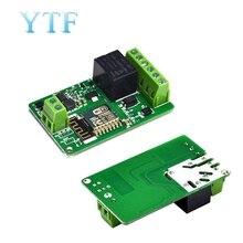 ESP8266 10A 220V Network Relay WIFI Module Input DC 7V~30V Modules 65x40x20mm