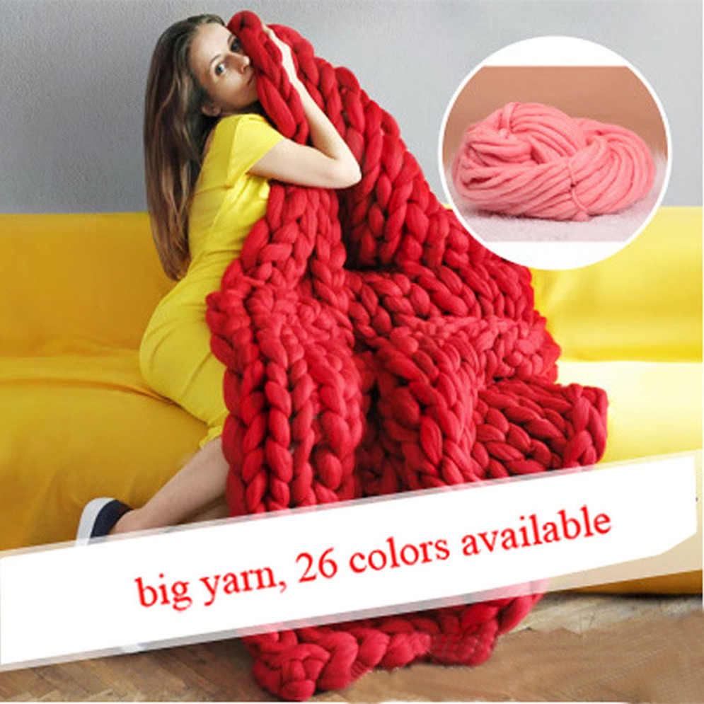 Soft Warm Thread For Knitting Quilt 250 G Hand Knitting