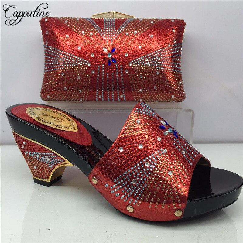 Italiano amarillo Bl915c Caliente África Tacones Zapatos Negro Zapato Y  Partido Elegante Capputine Para La púrpura Bolsa ... d0f7a2110d58