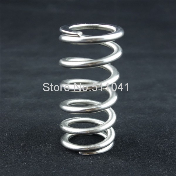 Titanium Spring for Mountain Bike Rear Shock,Gr5 Titanium Spring 325lbx3.5x165mm with 36 mm inner diameter ,Paypal is available