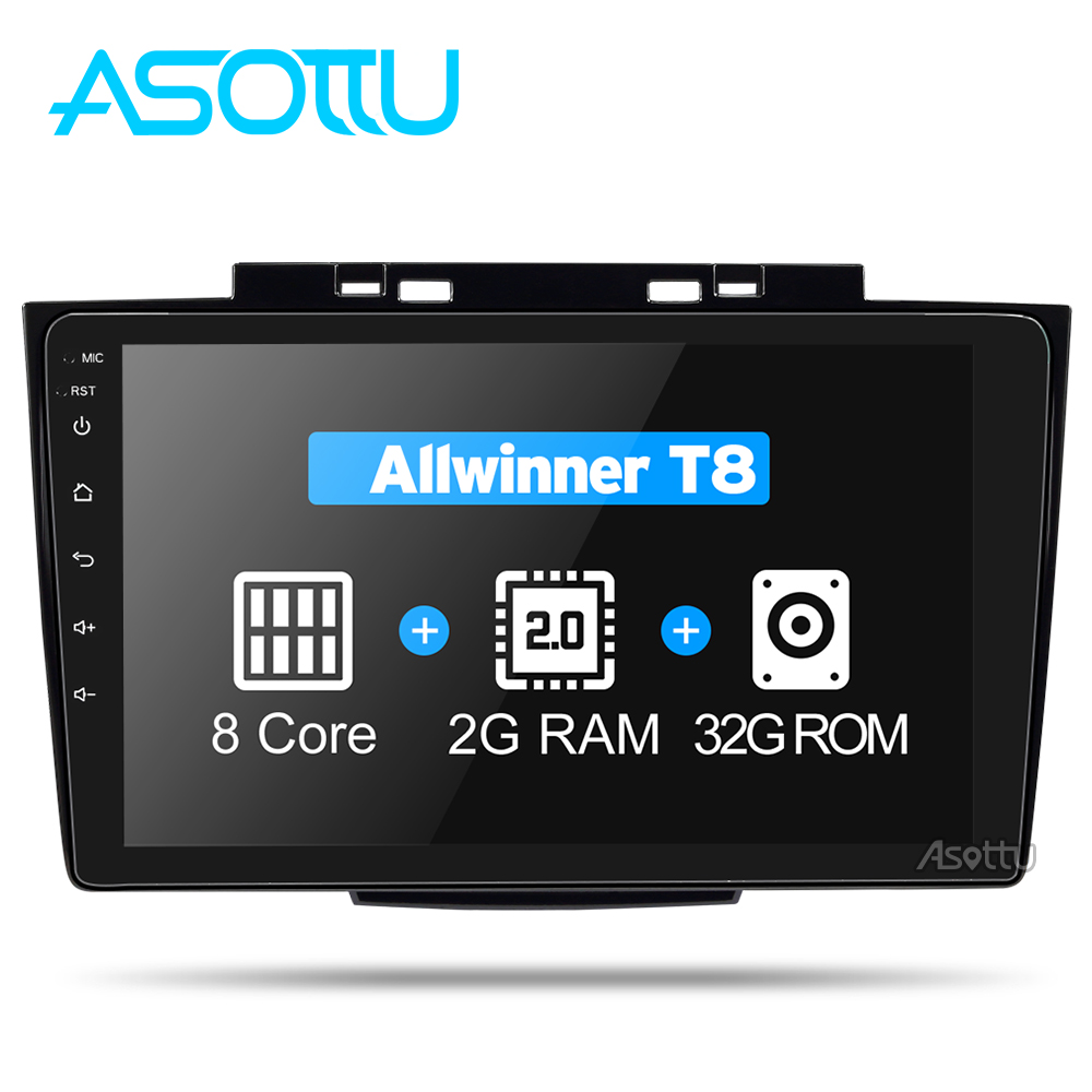 Asottu CXH59081 2G+32G  android 8.1 car dvd for Haval Hover Great Wall H5 H3 car radio gps naviagtion car multimedia dvd player-in Car Multimedia Player from Automobiles & Motorcycles    3
