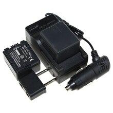 (5 Шт./компл.) 2 * VW VW-VBN130 VWVBN130 VBN130 Батарея + Зарядное Устройство + автомобильное зарядное устройство Для Panasonic HDC-SD900 HDC-SD900K HDC-SD800