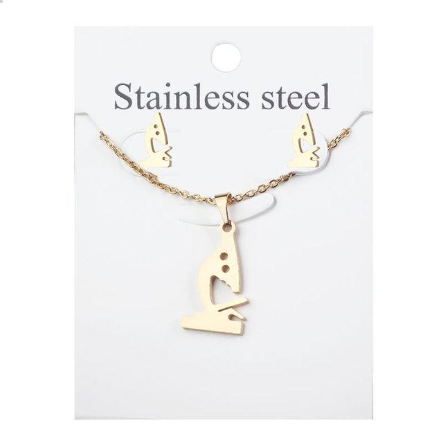 Stainless Steel Women...