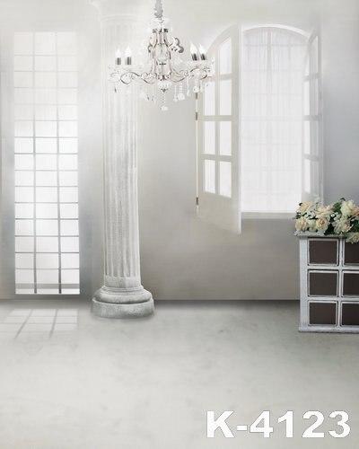 5ft 7ft Fashion Wedding Digital Photograph White Room