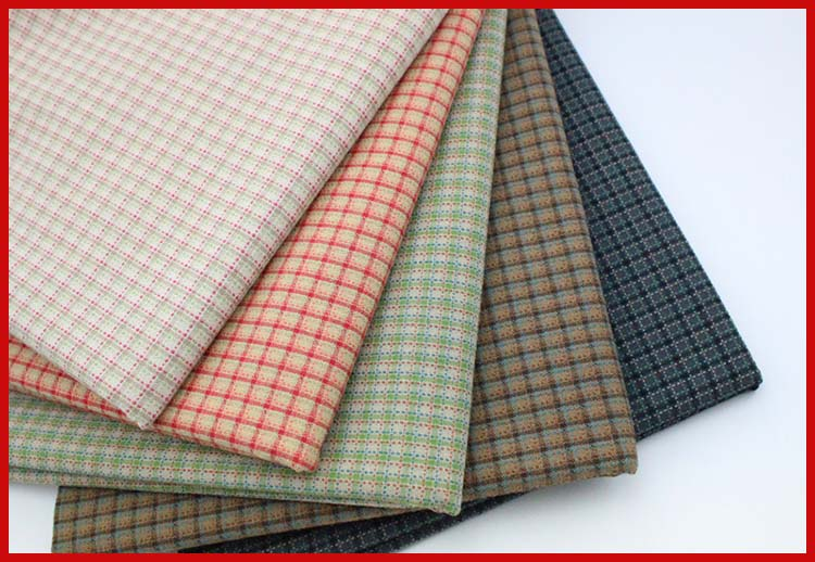 Apparel Sewing & Fabric Fabric Smta Cotton Fabric The Cloth Patchwork Fabrics By The Meter Fabric For Needlework For Furniture Three-dimensional Lattice