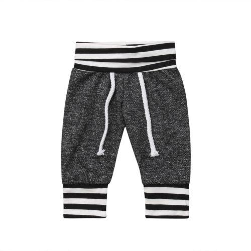 100% QualitäT Casual Baby Junge Mädchen Harem Hosen Hosen Kleinkind Böden Hosen Pp Leggings Kleidung Größe 6 Mt