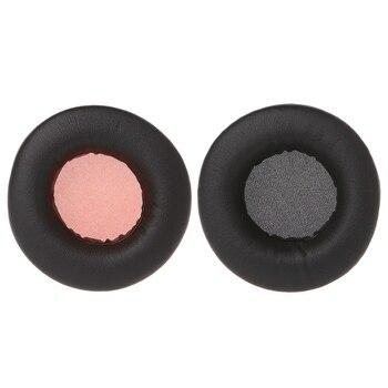 1Pair 98mm Ear Pads Replacement Ear Cushion Earpad For Siberia V1/V2/V3 Headphones Ear Pads