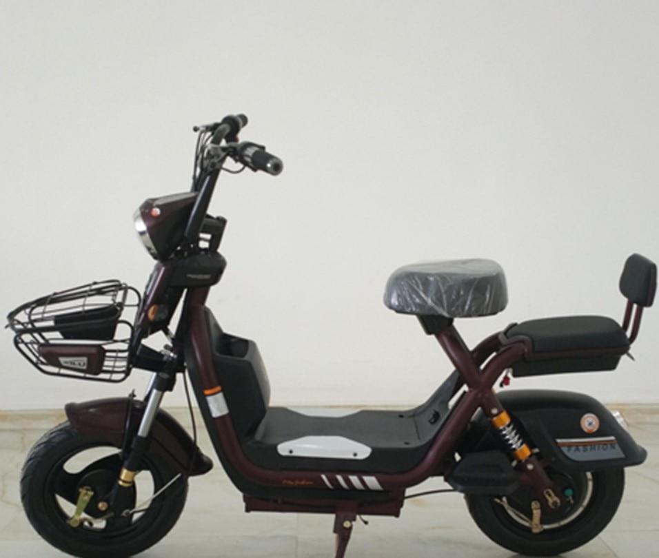 Électrique batterie au lithium Citycoco Scooter 48 V Électrique Moto De Téléconduite Moto Electrica Intelligente verrouillage moteur