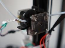 3D принтер Titan экструдер для рабочего стола FDM принтера RepRap MK8 j-глава Боуден Бесплатная доставка trianglelab i3 монтажный кронштейн