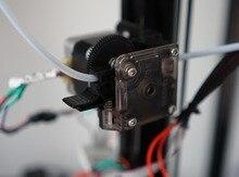 Trianglelab 3D drucker titan Extruder für desktop FDM drucker reprap MK8 J-kopf bowden freies verschiffen i3 halterung
