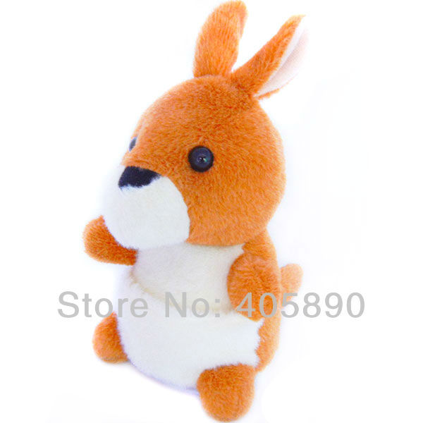 2014 New Design Repeat Speak Any Language Early Learning Talking Kangaroo Plush Toy Children Best Playmate Or Gift