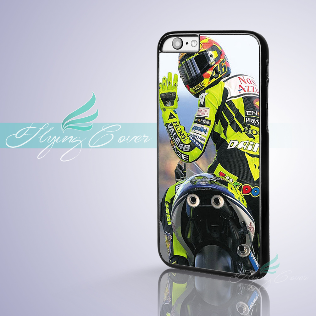 Coque Toalla Valentino Rossi VR 46 Phone Cases for iPhone X 8 8Plus 7 6S 6 7 Plus 5S SE 5C 5 4S 4 Case for iPod Touch 6 5 Cover.
