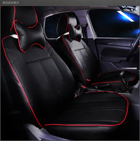 car seat covers leather special interior accessories for Chevrolet Blazer SPARK SAIL EPICA AVEO LOVA cruze Optra 560 610 630 730