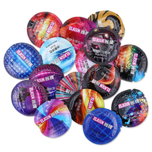 Mixed suit 54 Pcs 10 Types Condoms for man,Adult Sex Safer Contraception For Couples,Latex Dots Pleasure Ultra thin Ice and Fire