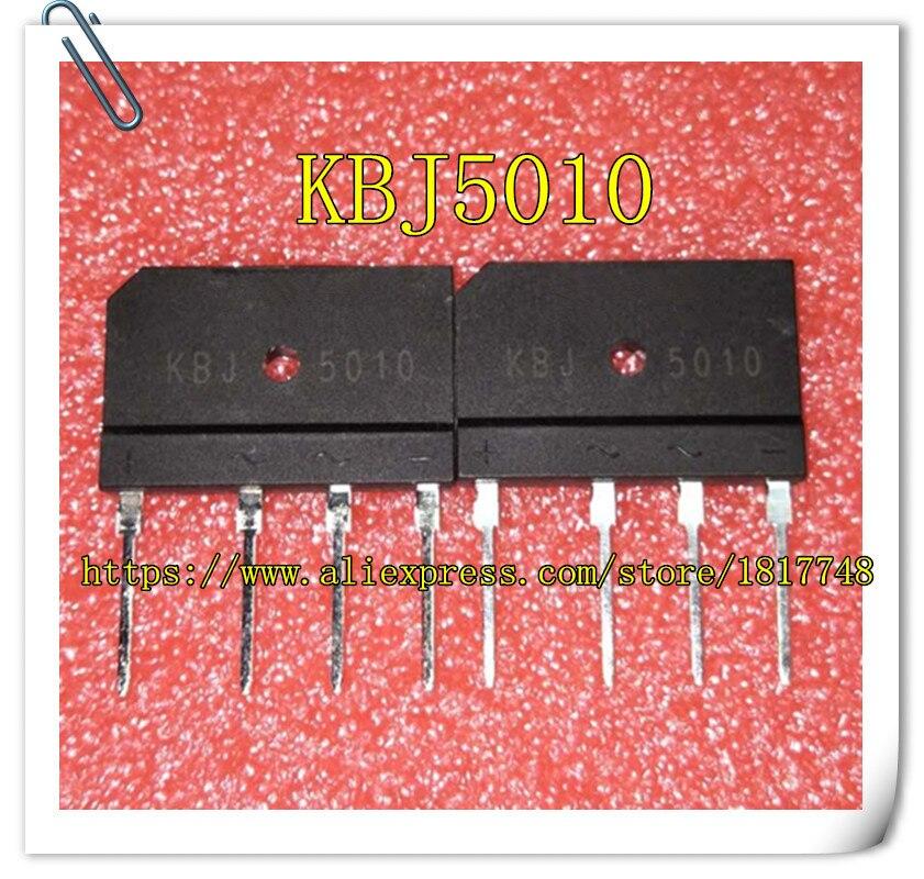 10 pcs/lot KBJ5010 GBJ5010 5010 50A 1000 V pont redresseur10 pcs/lot KBJ5010 GBJ5010 5010 50A 1000 V pont redresseur