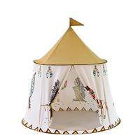 Little Lion Indian Indoor Outdoor Toy Princess Prince Baby Tent Play House Toy For Children's Gifts