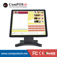 17 Inch Touch Screen Desktop Monitor Resolution 1280*1024* LCD Touch Monitor POS Display Monitor