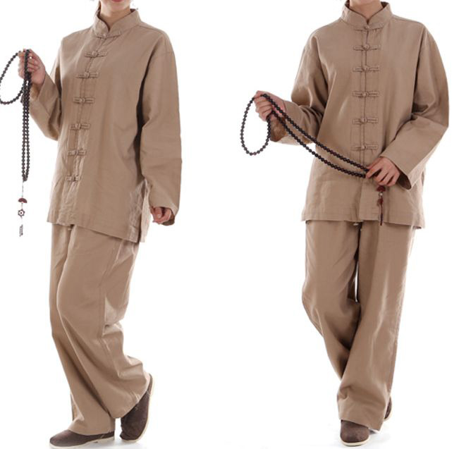 Classic Chinese Tai Ji Uniform 4