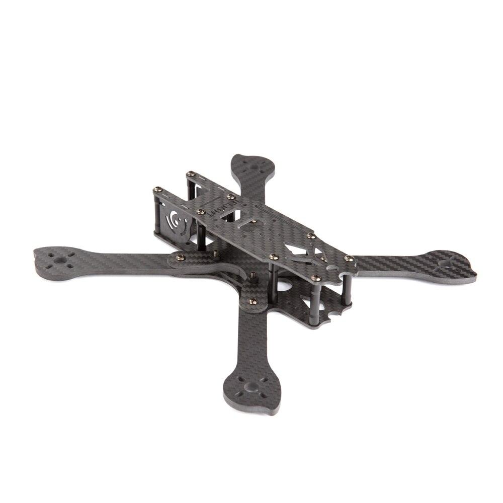 IFlight XL5 v2 True X 5 pouces 226mm cadre FPV Freestyle à faible trajet avec bras remplaçable de 4mm Compatible avec la caméra de Session Gopro