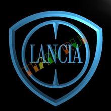 LG009-Lancia светодиодный неоновый светильник, подвесной знак, домашний декор
