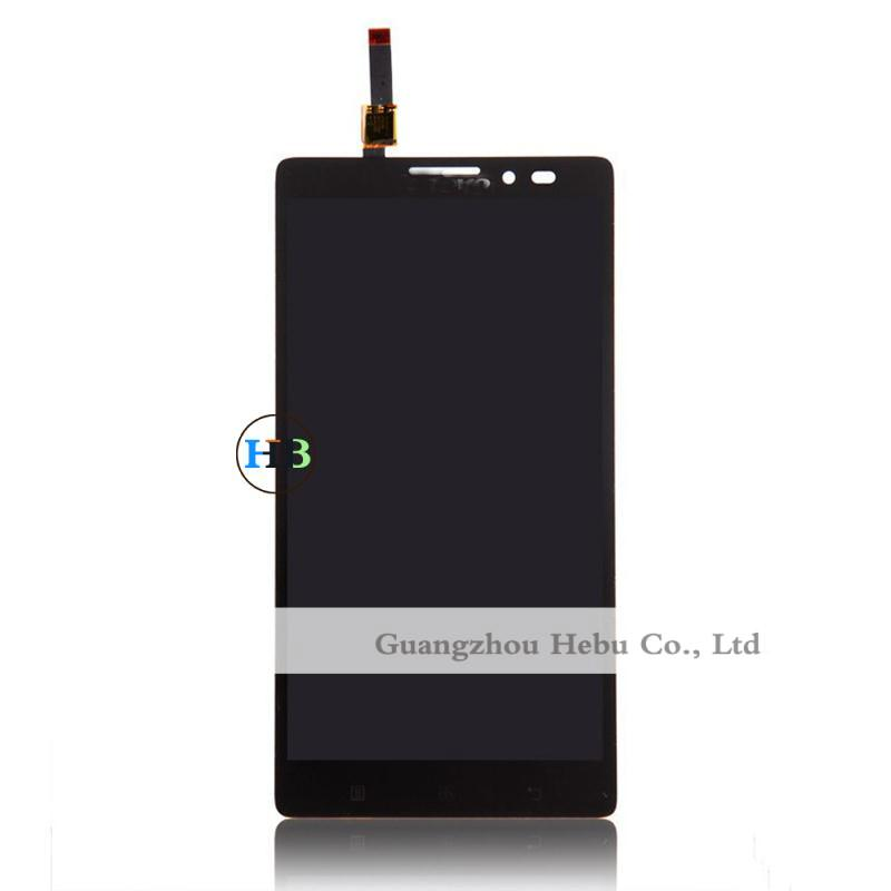 Brand New 10Pcs K910 LCD Free Shipping Display For Lenovo Vibe Z K910 Lcd Screen With Touch Screen Digitizer Assembly Black аксессуар чехол lenovo k10 vibe c2 k10a40 zibelino classico black zcl len k10a40 blk