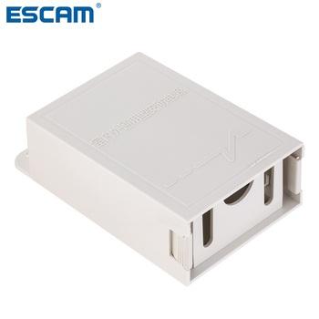 ESCAM DC 12V 2A zewnętrzna wodoodporna kamera do monitoringu cctv adapter do zasilacza kamery monitorujące system zasilania aparatu tanie i dobre opinie