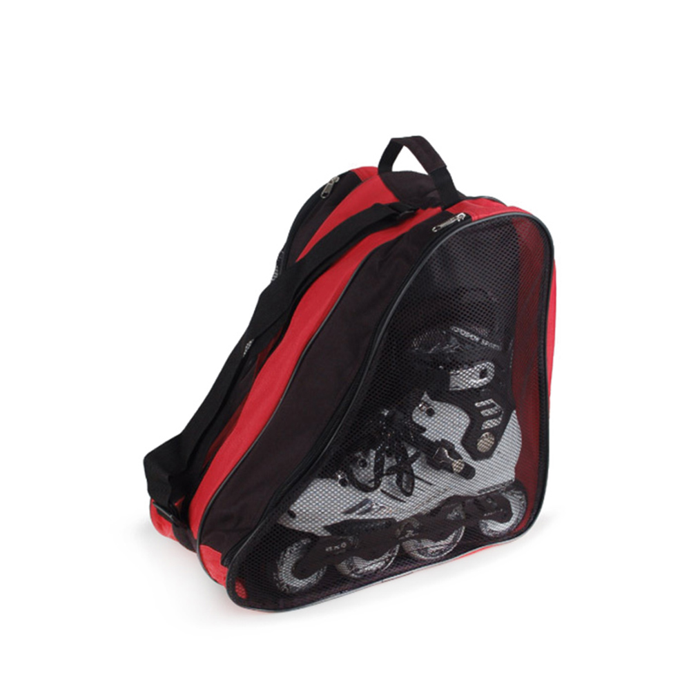 Ice Skate Roller Blading Carry Bag With Shoulder Strap For Kids Adults WHShopping
