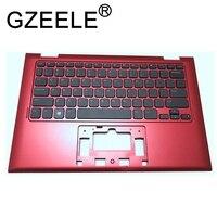 GZEELE NEW FOR Dell 11 3000 3147 3148 P20T 3158 7130 PALMREST KEYBOARD BEZEL upper case topcase cover