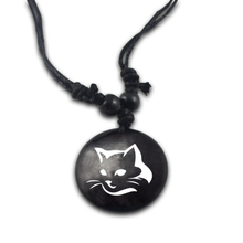 Cat Yak Pendant Necklace