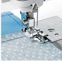 """1PCS Original Top quality Electric Domestic Sewing Machine 1/4"""" Quilting Feet foot NO.9901 for Singer Brother Janome Toyota"""