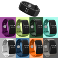 LED Display Bluetooth 4.0 Heart Rate Monitor Sleep Fitness Tracker Smart Wristband for Android IOS vs mi band 2